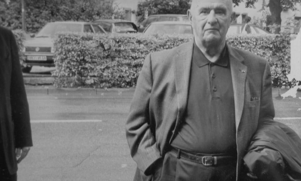 Paul Bocuse en visite chez Au Bon Pichet