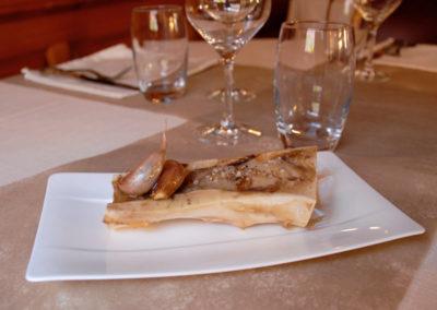 Os à Moelle rôti restaurant Au bon pichet Sélestat