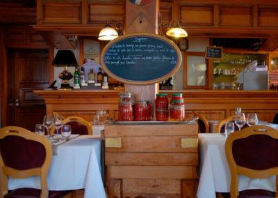 Salle intérieur Restaurant Au Bon Pichet Sélestat