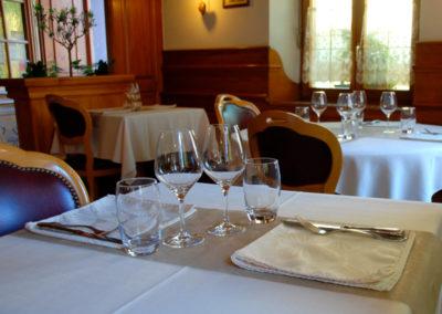 Salle Restaurant Au Bon Pichet Sélestat