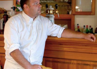 Le Chef Franck Barthel Restaurant Au Bon Pichet Sélestat