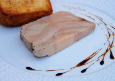 Foie gras maison Restaurant Au Bon Pichet Sélestat