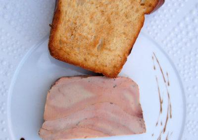 Fois gras d'oie Maison Restaurant Au Bon Pichet Sélestat